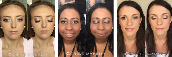 Cerise Make Up Brides, West Yorkshire, Make Up